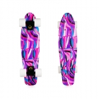Pennyboard Colory 22, purple, Worker