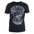 Bikers Bark Tee, black, Tapout