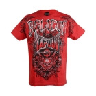 Agent Shield Tee, red, Tapout