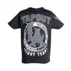 L.A tee, black, Tapout