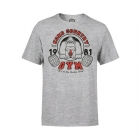 Kong Country Gym T-Shirt, grey, Nintendo