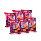 Protein Chips, 6-pack, NOVO Nutrition