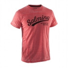 Run Rough Tee Men, red, Salming Sports