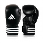 Club Training Boxing Gloves KPower 100, black, Adidas