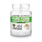 Pure Form Vegan Protein, 450 g, Scitec Nutrition