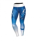 Finland Nation Leggings 3.0, blue/white, Anarchy