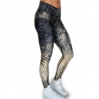 Sandstone Leggings, beige/black, Anarchy Apparel
