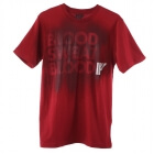 Blood Sweat Blood S/S Tee, crimson red, Iron Fist