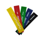 Mini Resistance Bands Set, 5-pack, Tunturi