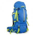 Trek 60 Hiking Backpack, blue, True North