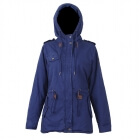 Axvall Cotton Street Jacket, navy, 2117