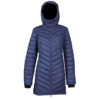 Istrum Womens Coat, navy melange, 2117