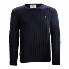 Seaport Sweater, navy, Marine