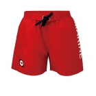 Beach Shorts, red, Marine