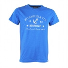 T-Shirt, blue, Marine