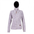 Grolanda Wave Fleece Jacket, dark lavender, 2117