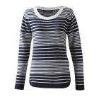 Skagen Lady Sweater, navy comb, Marine