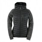 Söne Wool-Like Hybrid Jacket, black, 2117