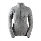 Idala Flatfleece Jacket, dark grey, 2117