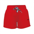 Soft Shorts, red, Marine