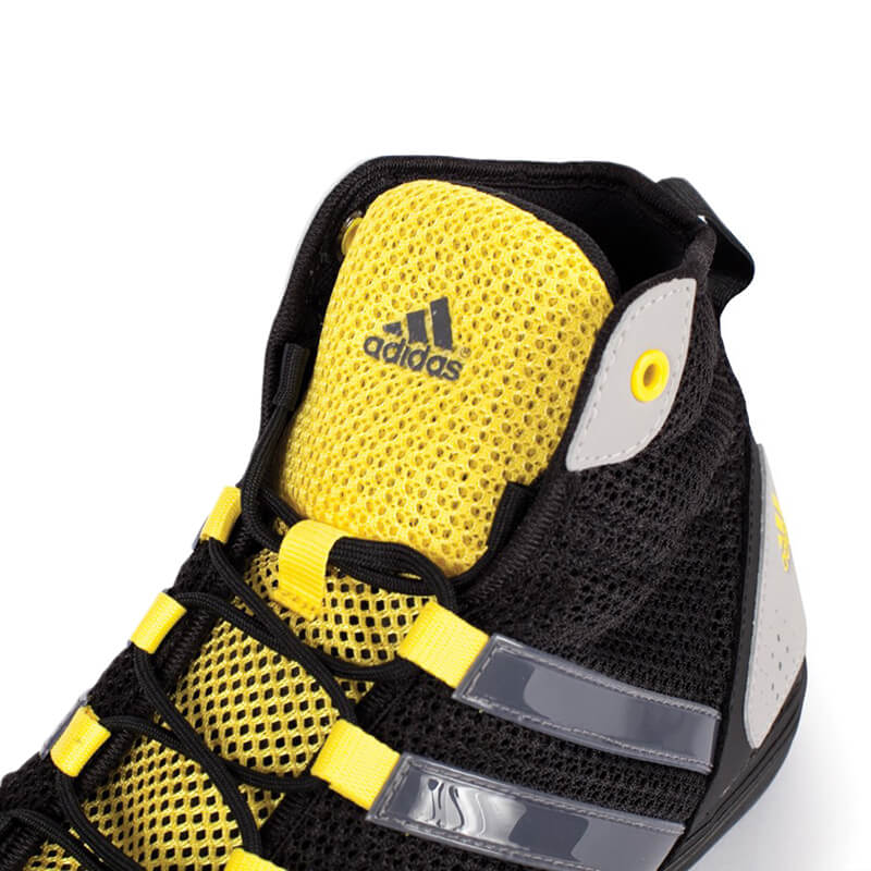 check out 40491 a340d Boxarsko BoxFit 3, svartgul, Adidas