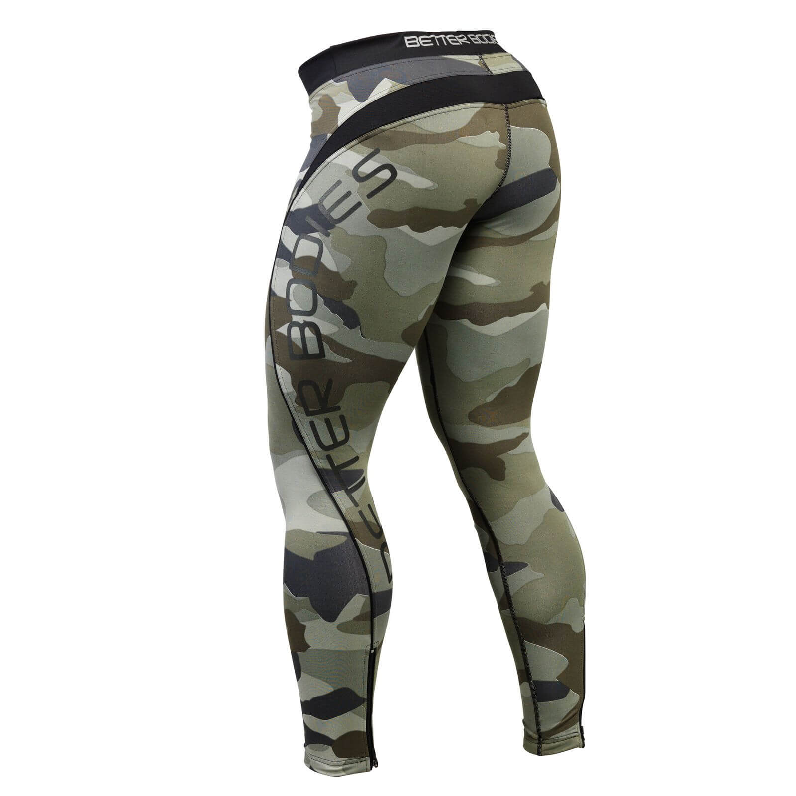 camouflage tights dam