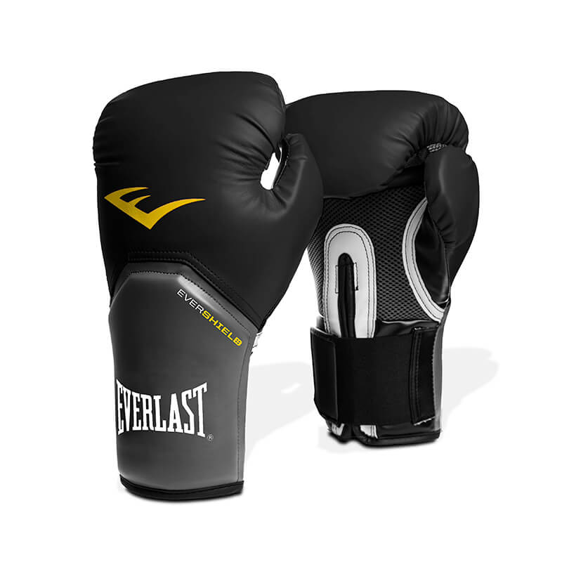 Elite Pro Style Glove, black, Everlast