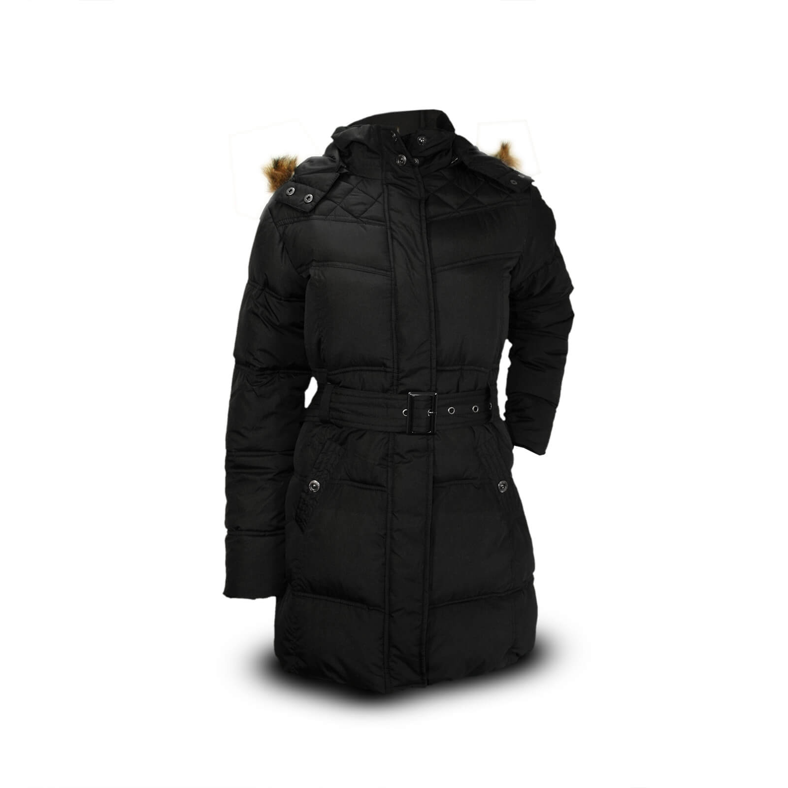 Köp True North Lady Coat, black, True North Utförsäljning