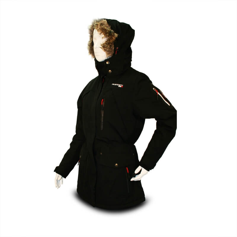 Köp True North Softshell Parkas, black, True North online