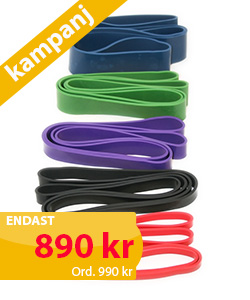 Power Bands, helt set, JTC Power