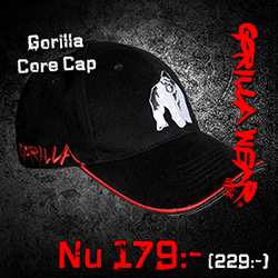 Köp Gorilla Core Cap, Gorilla Wear nu till kampanjpris