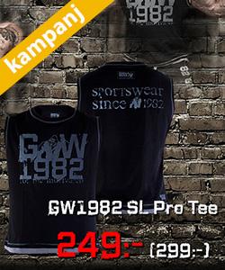 Köp GW1982 SL Pro Tee, nu till kampanjpris!