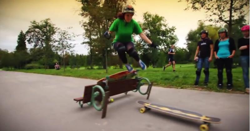 Köp Longboard hos Sportgymbutiken.se »