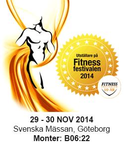 Läs mer om Fitnessfestivalen 2014 »