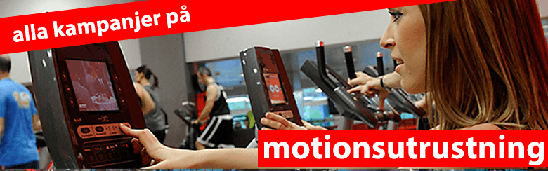 Kolla in alla våra kampanjade motionsredskap »