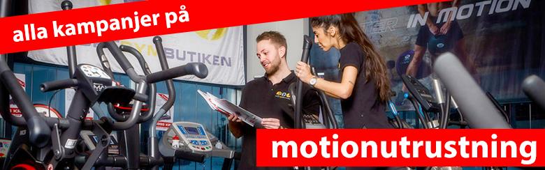 Kolla in alla kampanjade motionsredskap »