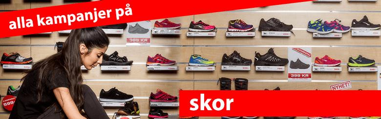 Hitta dina favoritskor bland våra kampanjade skomodeller!