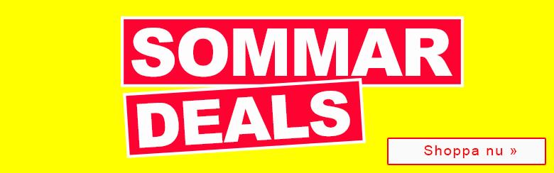 Kolla in kampanjpriserna på sommarDEALS 2019 »