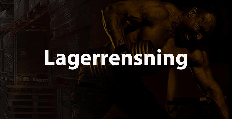 Lagerrensning - SportGymButiken.se