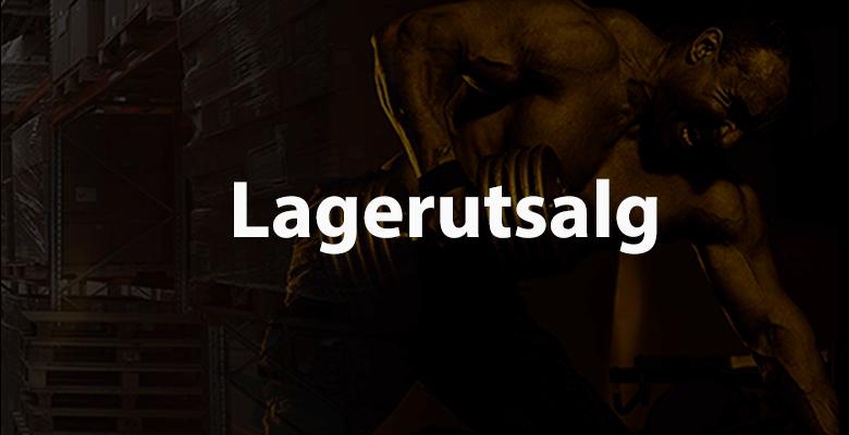 Lagerutsalg - SportGymButikken.no