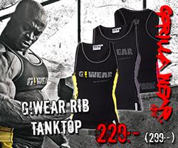 Köp G!WEAR Rib Tank Top, nu till kampanjpris