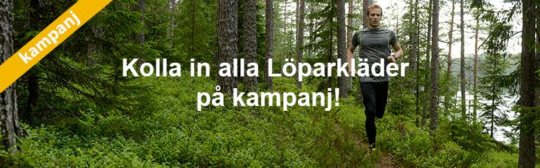 Kolla in våra löparkläder till kampanjpris!